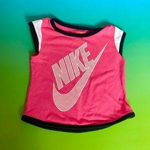 Nike Baby (12M) Pink Tee